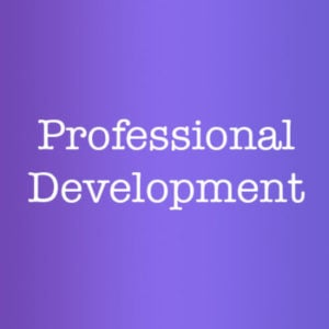 Group logo of Professional Development Committee